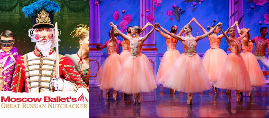Moscow Ballet's Great Russian Nutcracker at Lowell Memorial Auditorium