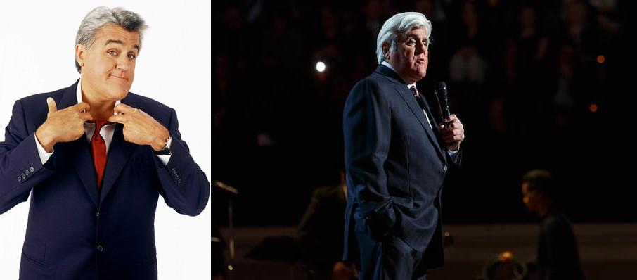 Jay Leno at Lowell Memorial Auditorium