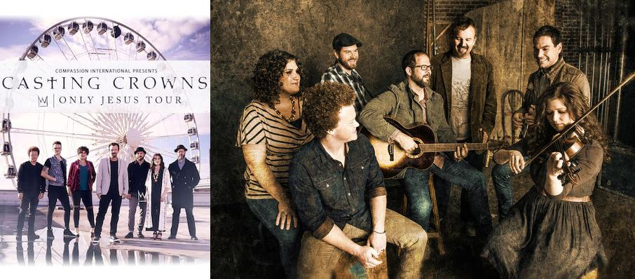 Casting Crowns at Paul Tsongas Arena