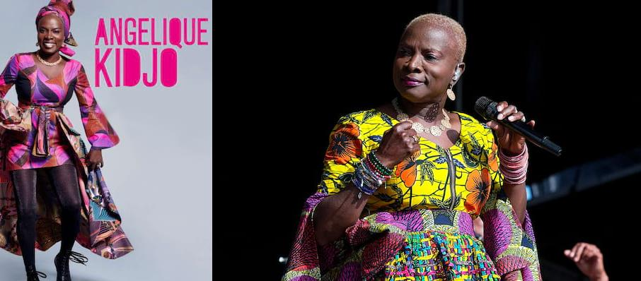 Angelique Kidjo at Boarding House Park