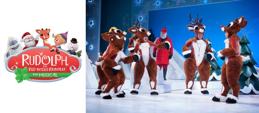 Rudolph the Red-Nosed Reindeer at Lowell Memorial Auditorium