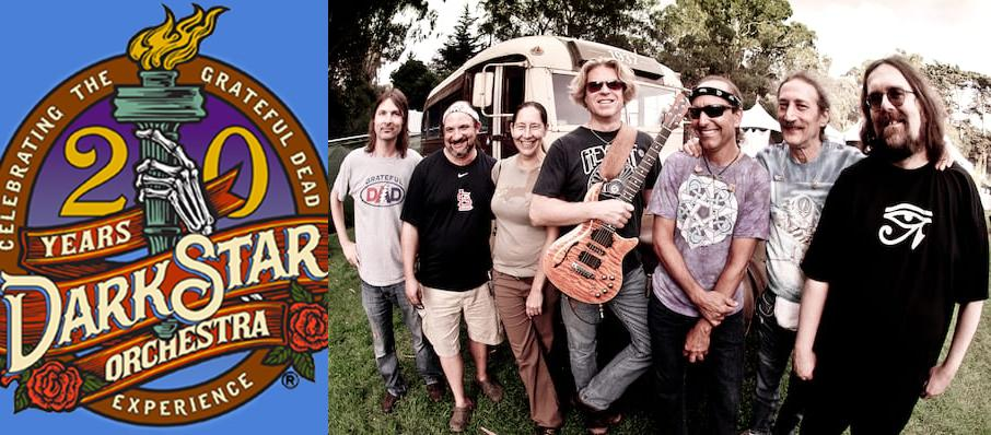 Dark Star Orchestra at Lowell Memorial Auditorium