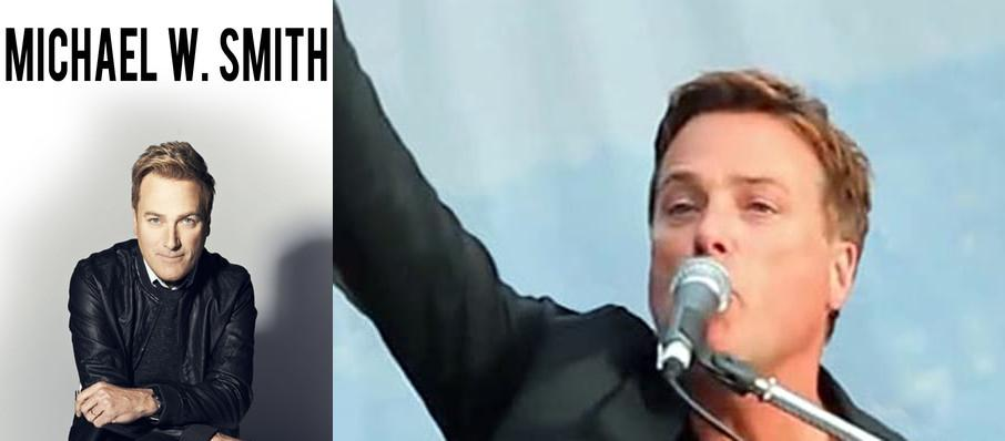 Michael W. Smith at Lowell Memorial Auditorium