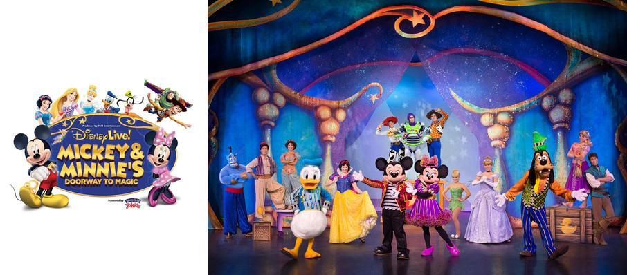 Disney Live! Mickey and Minnie's Doorway to Magic at Paul Tsongas Arena