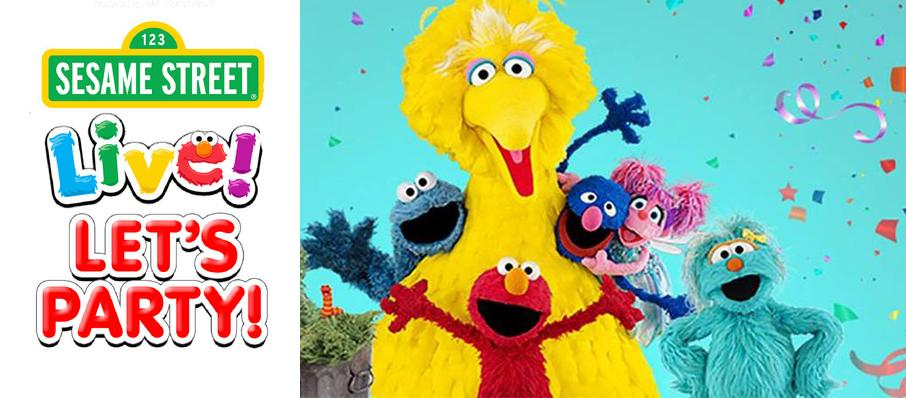 Sesame Street Live - Let's Party at Paul Tsongas Arena