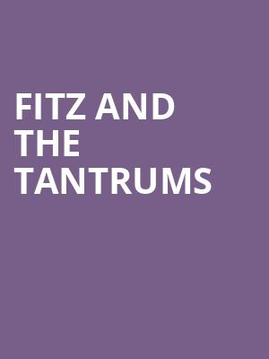 Fitz and The Tantrums at Boarding House Park