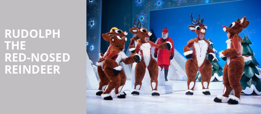 Rudolph the Red Nosed Reindeer, Lowell Memorial Auditorium, Lowell