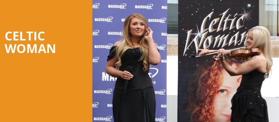 Celtic Woman, Lowell Memorial Auditorium, Lowell