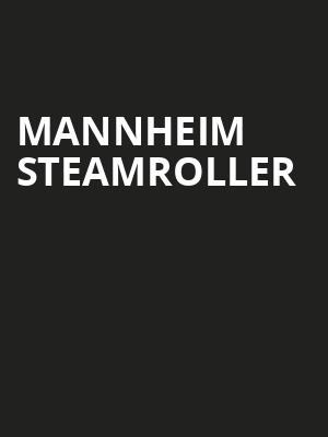 Mannheim Steamroller, Lowell Memorial Auditorium, Lowell